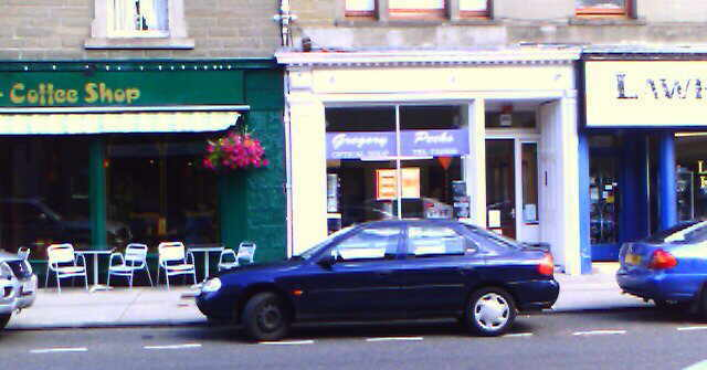 Gregory Pecks Optician, 179 Brook Street, Broughty Ferry, Dundee