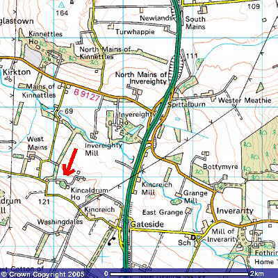 Copyright Ordnance Survey 2005