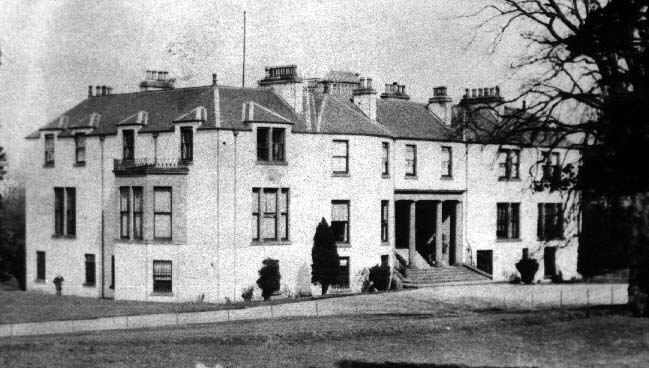 Kincaldrum House in original condition
